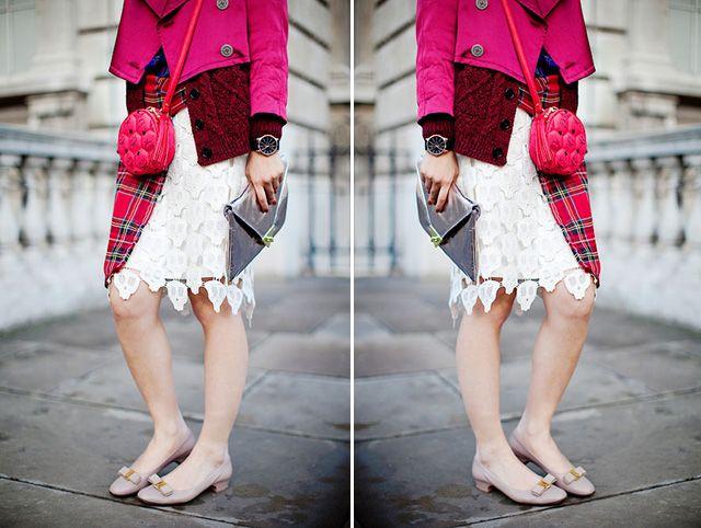 skull skirt
