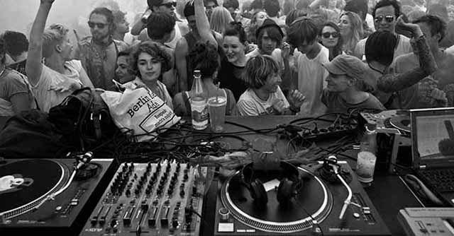 Berlín Techno y la Historia detrás de la Cultura Rave