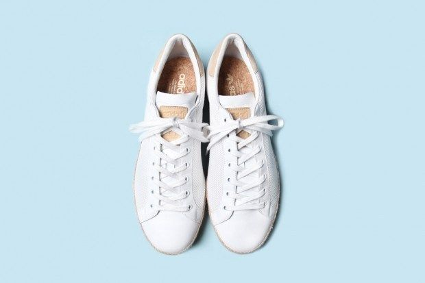 Clean white shoes for Summer
