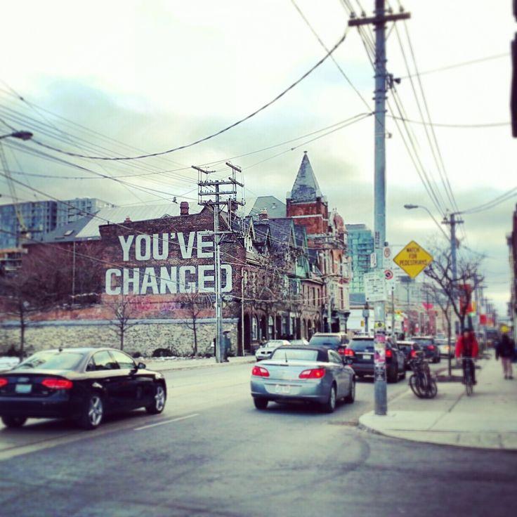 Toronto / Queen West Street - All too familiar