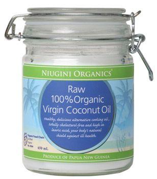 Niugini coconut oil