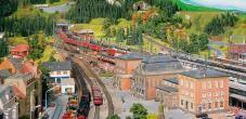 Things to do in Hamburg- Miniatur Wunderland: Knuffingen / Miniatur Wunderland