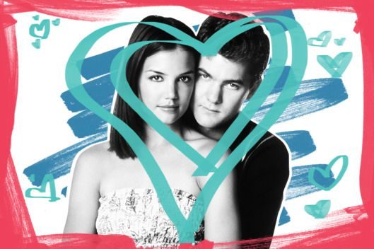 Showrunner Greg Berlanti Explains How Joey and Pacey Found Love on Dawson's Creek