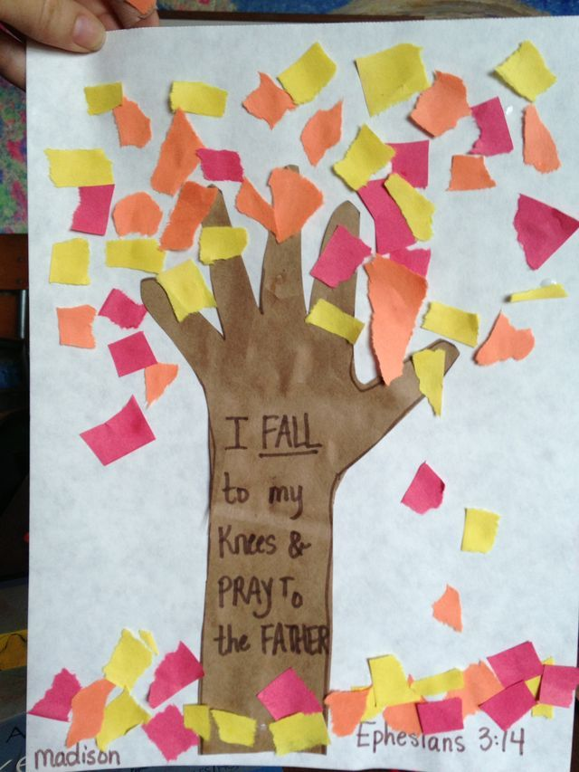 1708 best bible crafts and lessons sunday school images for Simple fall crafts for kids