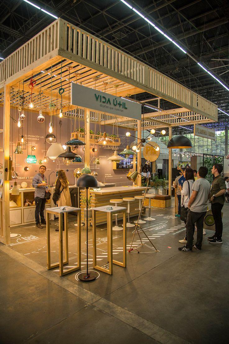 Stand para La feria de diseño Medellín