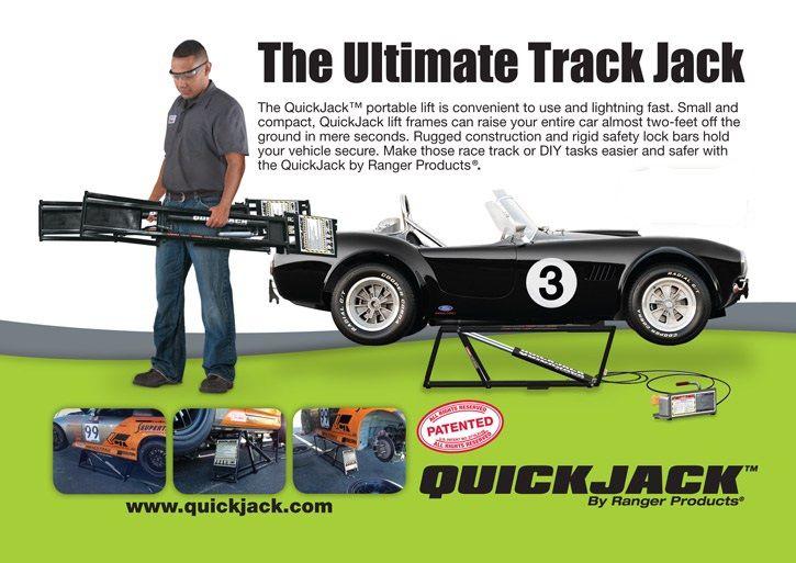 Ranger Shop Equipment - Ranger BL-3500 QuickJack