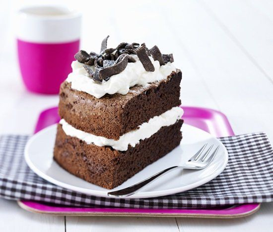 Wolken Kokos Chocotaart recept | Dr. Oetker