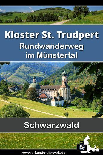Entdecke das wunderschöne Münstertal