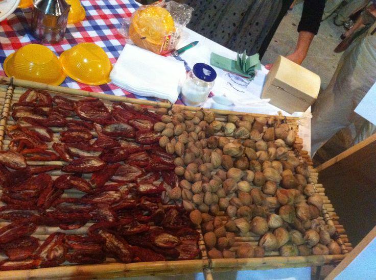 Pomodori Secchi; Fichi Secchi - Rezzica 2013