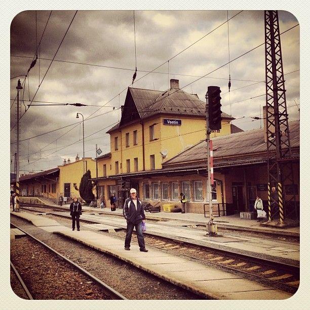 Vsetínské nádraží