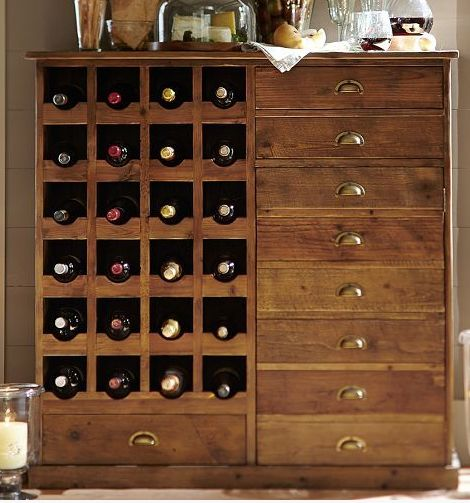 beautiful wooden wine cabinet http://rstyle.me/n/q8fudr9te