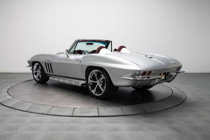 1965 Corvette Stingray with a Supercharged LS1 – Engine Swap Depot