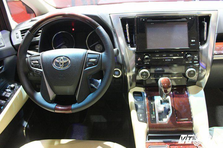 Có gì bên trong 'chuyên cơ mặt đất'  Toyota Alphard? http://ift.tt/2vIObq8