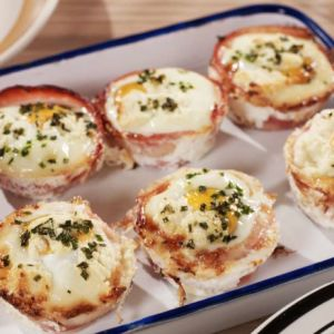 I Quit Sugar » Recipes » Page 12 of 13 Bacon+egg cupcakes