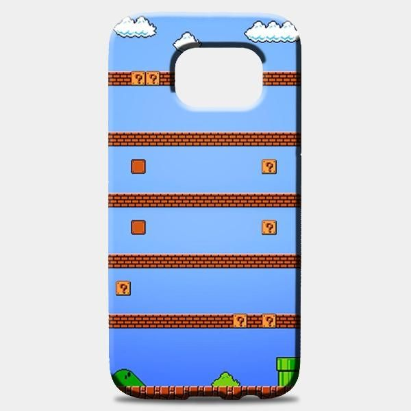 Super Mario Stage Samsung Galaxy Note 8 Case | casescraft