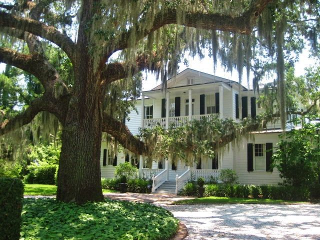 Beaufort South Carolina, historic homes: http://www.ytravelblog.com/east-coast-road-tripping-highlights-usa/