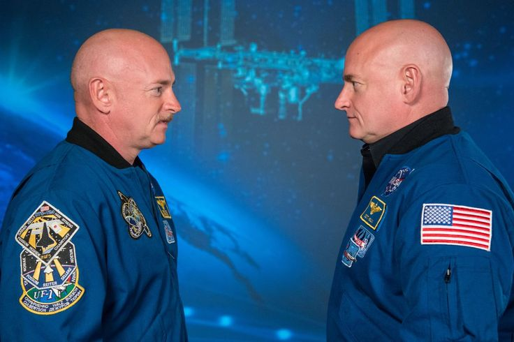 Astronauts Scott and Mark Kelly on NASA's twin experiment and the future of space travel - The Verge