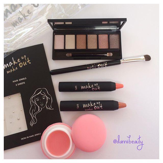 Factorie makeup brand http://www.danniibeauty.blogspot.com.au/2015/12/makeup-makeout-factorie-beauty-products.html