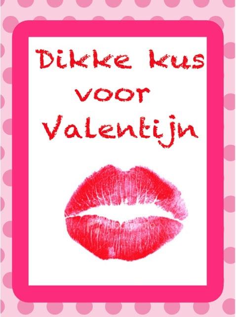 Valentijns kaart