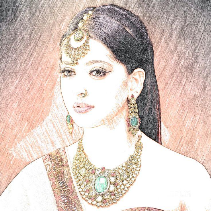 Anushka .. pencil sketch