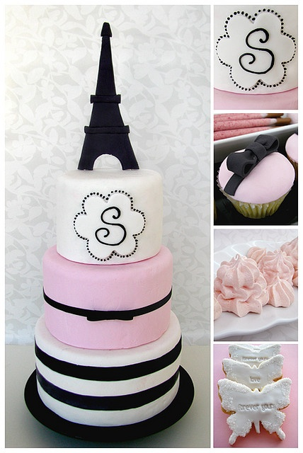 paris cake#Repin By:Pinterest++ for iPad#