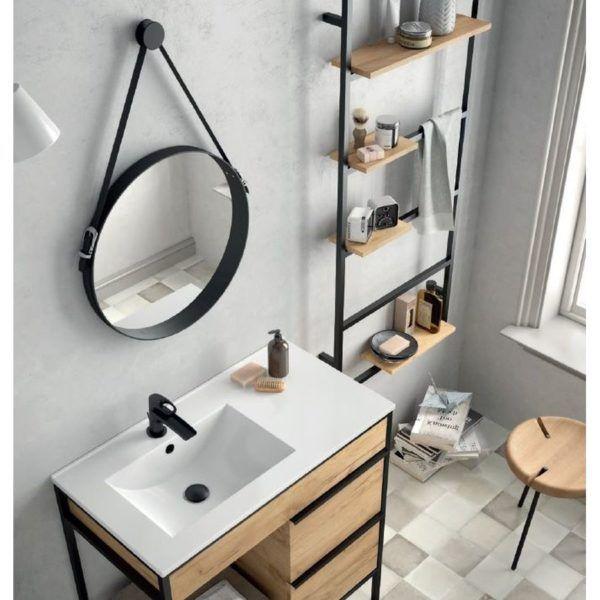 Espejo Barbero Vinci Salgar Con Imagenes Espejo Redondo