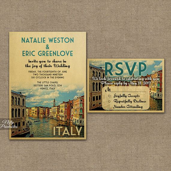 This cool original vintage wedding invitation features a mid-century vibe with fashionable charm. This is a digital file for you to print