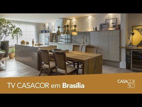 A Varanda Gourmet Carioca da CASACOR Brasília 2016 | CASA COR