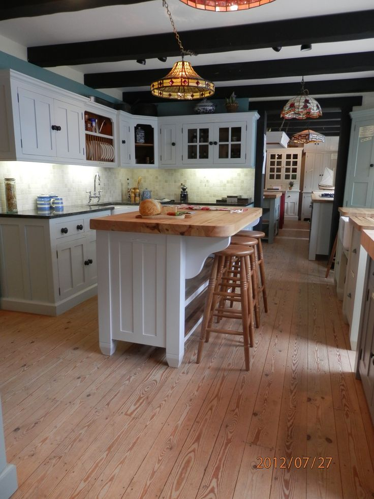 Ed And Freestanding Kitchen Furniture From John Country Kitchens Http Www