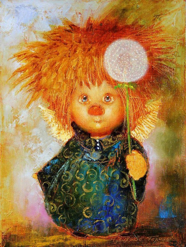Солнечные ангелы Галины Чувиляевой.. Обсуждение на LiveInternet - Российский Сервис Онлайн-Дневников
