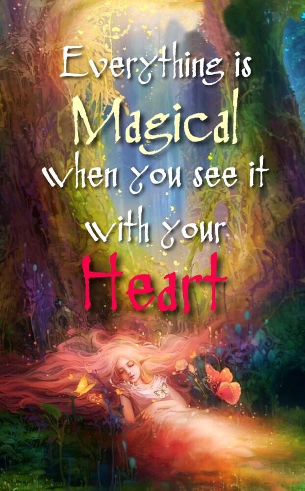 Magical...
