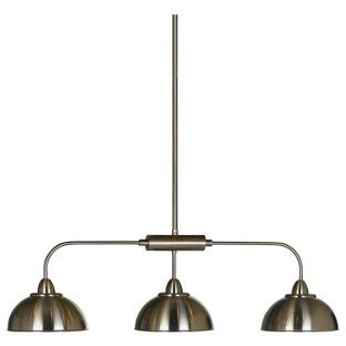 Buy Heart of House Clancy 3 Light Bar Pendant - Nickel Effect at Argos.co.uk, visit Argos.co.uk to shop online for Ceiling and wall lights