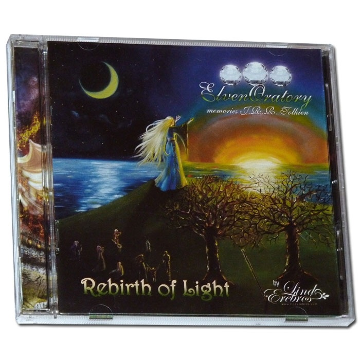 Elven Oratory - Rebirth Of Light by Lind Erebros. | Listen to the whole album on-line at http://www.elven-oratory.com |  Free tracks: http://diardeur.blogspot.com/2011/11/lind-erebros.html#.UOBRdG_8LTo |  CD http://www.cd-russia.com/LIND_EREBROS_Elven_Oratory-Rebirth_Of_Light