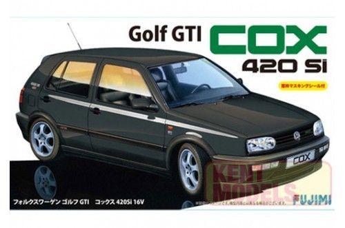 FUJIMI PLASTIC MODEL KIT 1;24 VW GOLF GTI 420SI * UK STOCK * DUB * RETRO in Toys & Games, Model Kits, Models | eBay