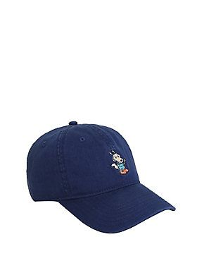"<div><i>Rocko's Modern Life</i> was ahead of its time, and wonderfully Wallaby-tastically weird. Show your Nickelodeon pride in a Rocko embroidered dad cap.</div><div><ul><li style=""list-style-position: inside !important; list-style-type: disc !important"">100% cotton</li><li style=""list-style-position: inside !important; list-style-type: disc !important"">One size fits most</li><li style=""list-style-position: inside !important; list-style-type: disc !important"">Imported</li></ul></div>"