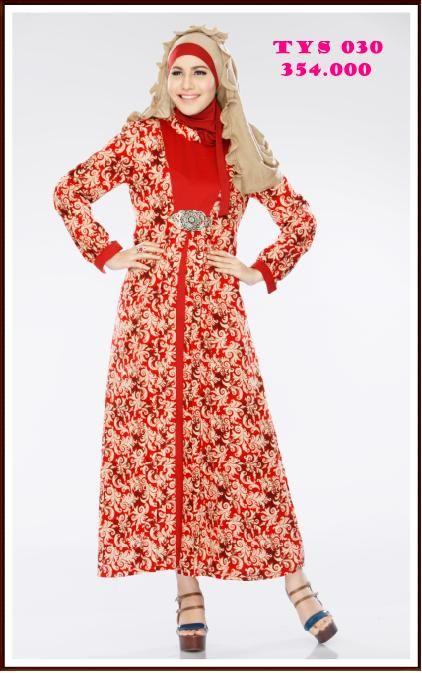 Gamis Batik Cantik, Anggun dan Exclusive