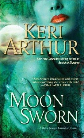 Moon Sworn (Riley Jenson Guardian #9)  by Keri Arthur