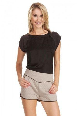 Comfy Quilts Shorts - Ocean Avenue Boutique