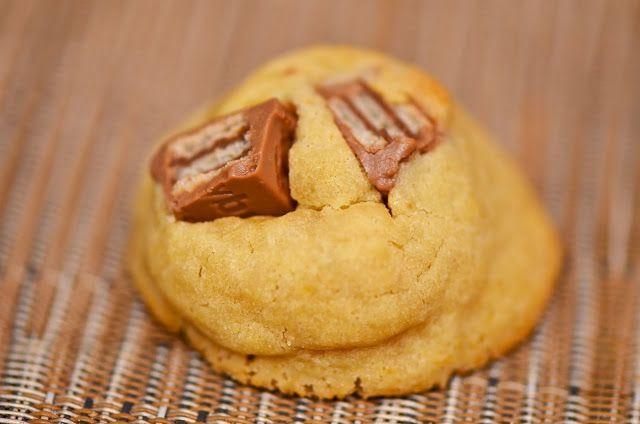 Food - Kit-Kat - Cookies - Cookies Kit-Kat - Nestlé Kit-Kat - Gaufrette - Wafer - Cakes - Cookies moelleux - Biscuits - Chocolat - Chocolate - Cookies recipe - Recette de cookies - Cooking - Cuisine - Milk Chocolate - Chocolat au lait - Cookies américains