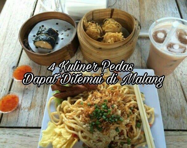 4 Kuliner Pedas yang Dapat Ditemui di Malang