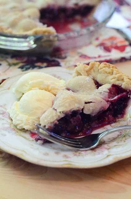 She's My Cherry Pie by From Valerie's Kitchen, via Flickr