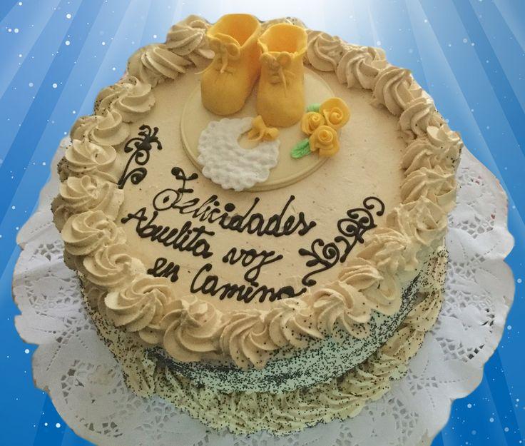 Buenas noticias más que nada en una torta de Omi Gretchen :-). Muchas felicitaciones de todo nuestro equipo! #tortasantiguas #reposteleríaalemana #pasteleríaalemana #launión #regiondelosrios #surdechile #valdiviacl #backstube #foodies #konditorei #bäckerei #elranco #recetasantiguas