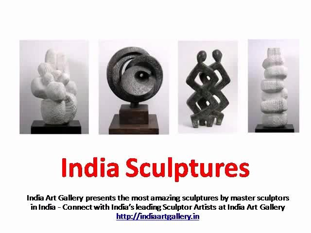 Top Sculptors in India - India Sculptures - India Art Gallery - Sculpture Exhibition India https://vid.me/6exW