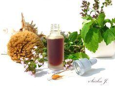 RECEPT: vyživující olejové sérum