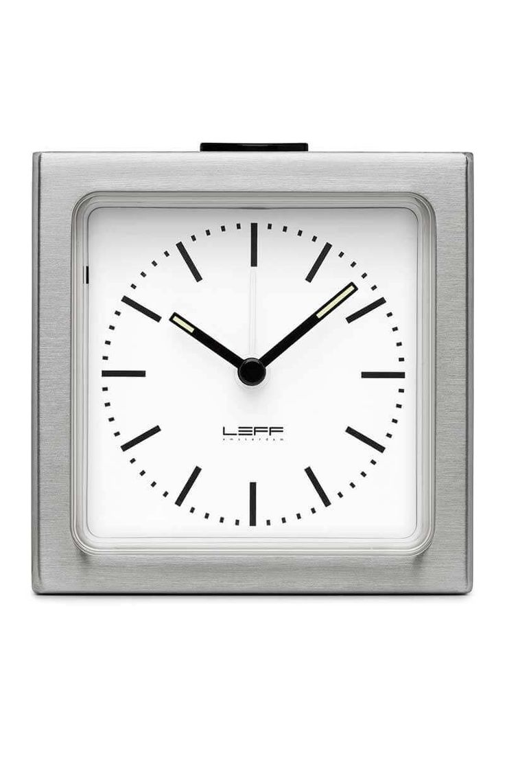 Best 25 traditional alarm clocks ideas on pinterest wall clocks beautiful in its simplicity the block clock is a traditional alarm clock with a superior amipublicfo Images
