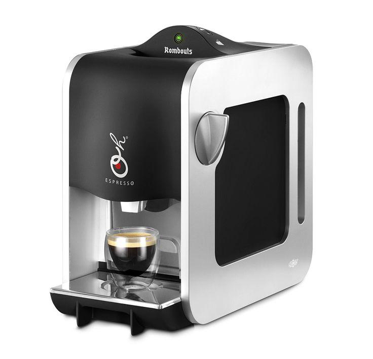 modern espresso machine