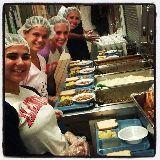 17 best ideas about soup kitchen volunteer on pinterest for Soup kitchen ideas