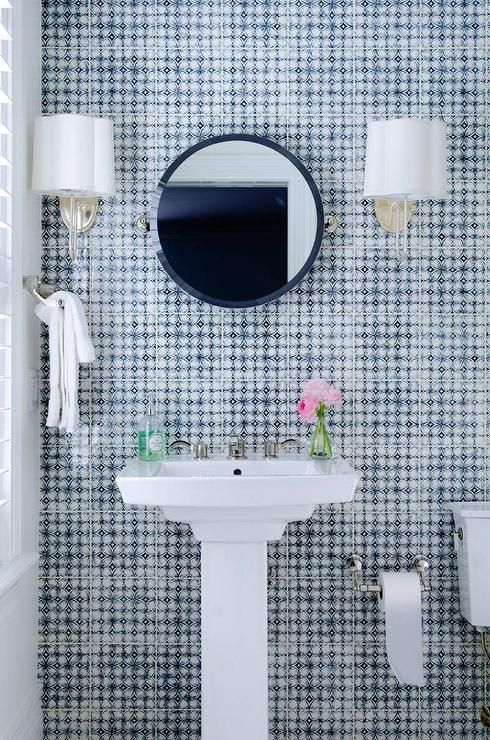 Top 25 Best Blue Mosaic Tile Ideas On Pinterest Mosaic Tile Fireplace Mosaic Bathroom And Funky Bathroom