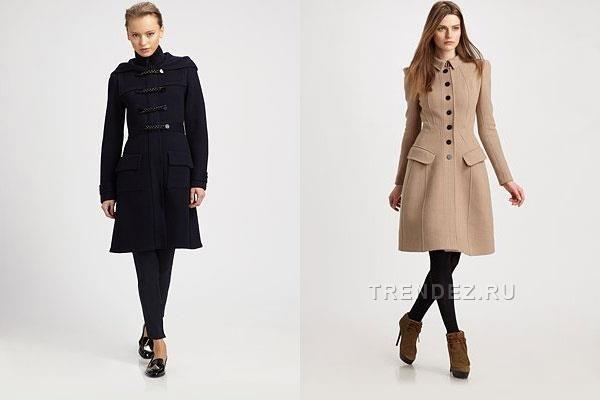 Магазины осеннее пальто женское москва