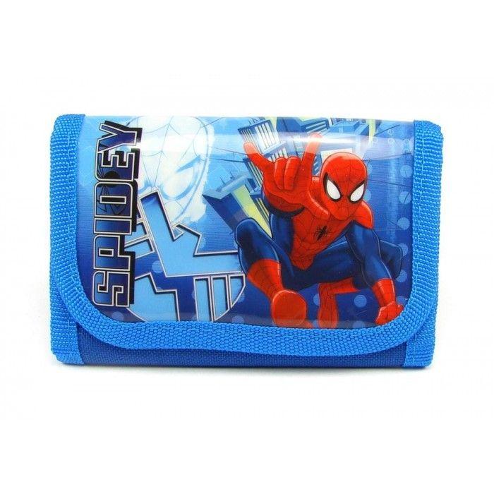 Dětská peněženka Spiderman - peněženky AHAL